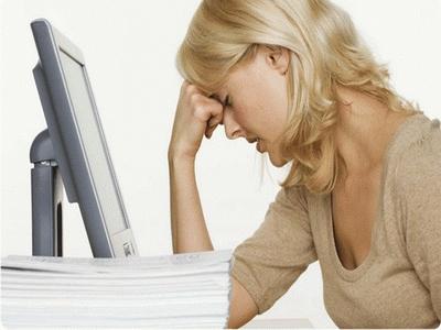 Làm việc quá sức cũng có thể gây nên bênh rối loạn thần kinh thực vật