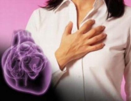cơn đau vùng tim