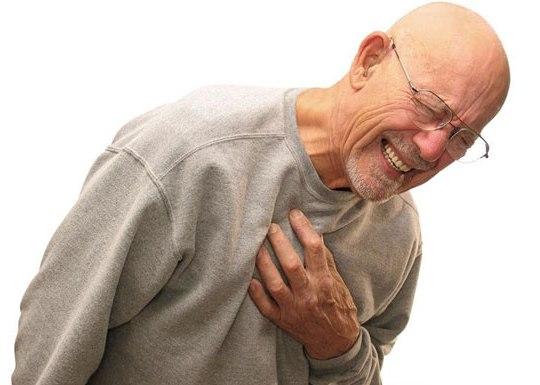 Cơn đau thắt ngực